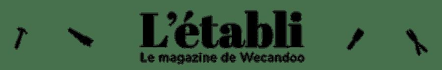 Logo Etabli magazine Wecandoo